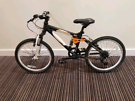 "Kids bike ×2 bicycle 20""dual suspension Carrera Salcano"
