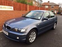 BMW 320i facelift 2003 PX welcome