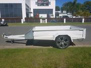Custom gal trailer Bundall Gold Coast City Preview