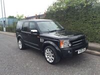 *** LAND ROVER DISCOVERY 3 2.7 TD 7 SEATER FULL SERVICE HISTORY CAMBELT DONE*** £8499! *WARRANTIES*