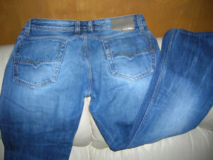 Diesel Viker Jeans New Made In Italy Mens
