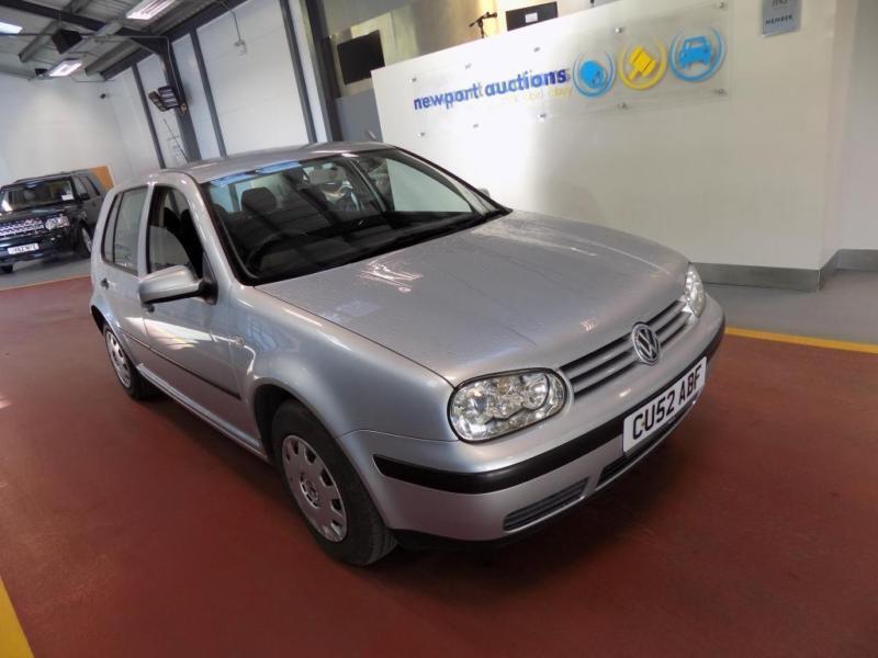 Volkswagen Golf 1.4 2002MY E