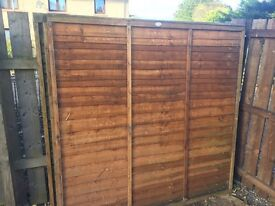 Fencing panels for sale