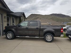 2007 Ford F-150 SuperCrew Lariat Pickup Truck