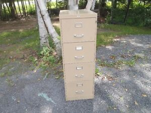 Cole 4 Drawer Legal File Cabinet