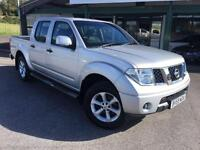 Nissan Navara 2.5dCi Double Cab Pick Up Acenta 4WD 2009