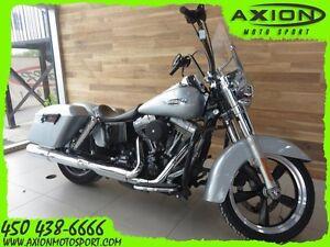 2012 Harley-Davidson FLD DYNA SWITCHBACK 61,42$/SEMAINE