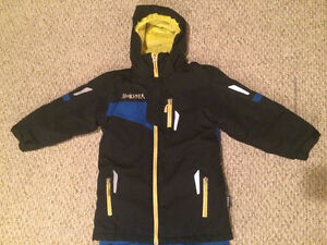 Child's Snow Suit (Jacket and Snow pants) Size 7