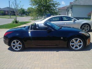 2005 Nissan 350z Grand Touring Roadster Convertable