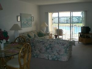 2BR, 2 bath, nicely furnished condo for rent, Naples, Florida