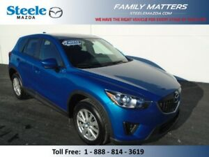 2014 Mazda CX-5 GX Own for $$129 bi-weekly with $0 down!