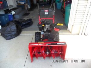 SNOWBLOWER 9hp 28in cut