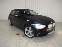 2012 12 BMW 1 SERIES 2.0 120D URBAN 5D 181 BHP DIESEL