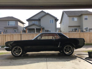 1964.5 Mustang coupe, Trade