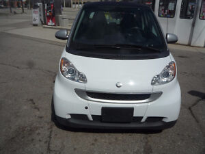 2012 Smart Fortwo Passion Coupe (2 door)