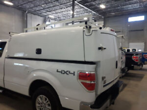 Truck Topper Tool Box Canopy