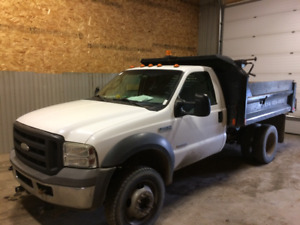 2005 ford f-450 4x4