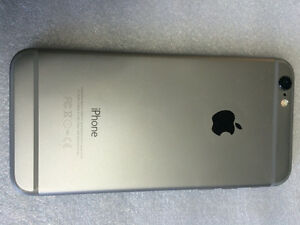 iPhone 6 - 16 GB - Locked on Videotron Network Good Condition