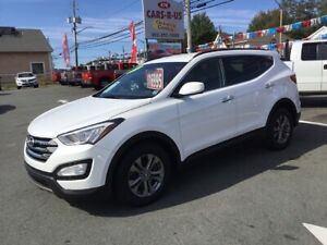 2014 Hyundai Santa Fe Sport  AWD   FREE Winter tires on all cars