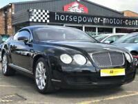 2004 Bentley Continental 6.0 GT 2dr Petrol black Automatic