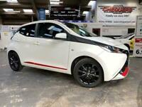 2017 Toyota AYGO AYGO x-press Hatchback 1.0 x-shift Petrol Auto Hatchback Petrol