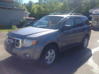 2008 FORD ESCAPE, 4X4, CALL US AT 832-9000 OR 639-5000!!!