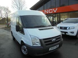 2010 FORD TRANSIT 85 T280M FWD FACTORY AIR CONDITIONING