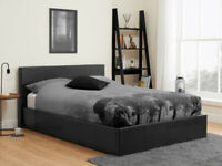 BED FRAME - Birlea Berlin Ottoman (King Size)