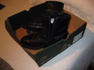 MENS BLONDO LEATHER WATERPROOF WINTER HIGH BOOTS