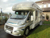 Auto Trail Savannah Motorhome with Fixed Single Beds