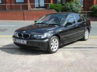 2002 BMW 3 SERIES 316 ISE E46 4 DOOR SALOON