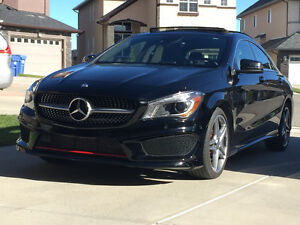 "LOW""18000KM"" 2014 Mercedes CLA250 with AMG Sport package"