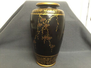 Collectible Antique Beautiful Japanese Made Vase London Ontario image 3