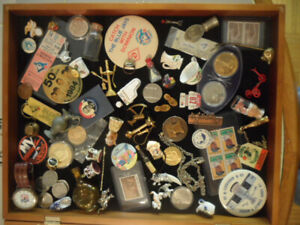 ASSORTMENT OF SMALL VINTAGE  COLLECTABLES