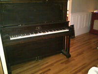 Amherst Piano to give away