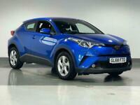 2018 Toyota C-HR 1.2T Icon 5dr HATCHBACK Petrol Manual