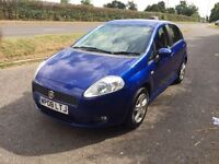 FIAT PUNTO 1.4 SPORT 2008. YEARS MOT. LOOKS AND DRIVES THE BEST