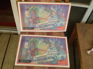 napperon de (promotion de Mcdonald s) Ghostbusters 2