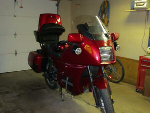 FOR SALE BMW K1100LT MOTORCYCLE