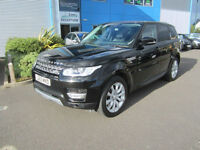 Land Rover Range Rover Sport HSE SD 3.0 V6 Station Wagon 4x4 5dr S/S LOW MILEAGE