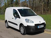 Peugeot Partner Hdi Professional L1 850 Panel Van 1.6 Manual Diesel
