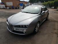 ALFA ROMEO 159 JTDM 16V TI Grey Manual Diesel, 2010