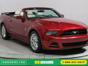 2014 Ford Mustang V6 PREMIUM AUTO A/C CUIR TOIT BLUETOOTH MAGS