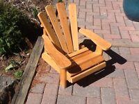 Child's size Muskoka Chair