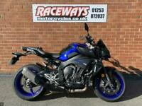 YAMAHA MT-10, 998cc, 2018 18Reg, 6,591 Miles, Blue, Used Motorcycle