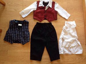 Set of 2 suits (12-18 months)