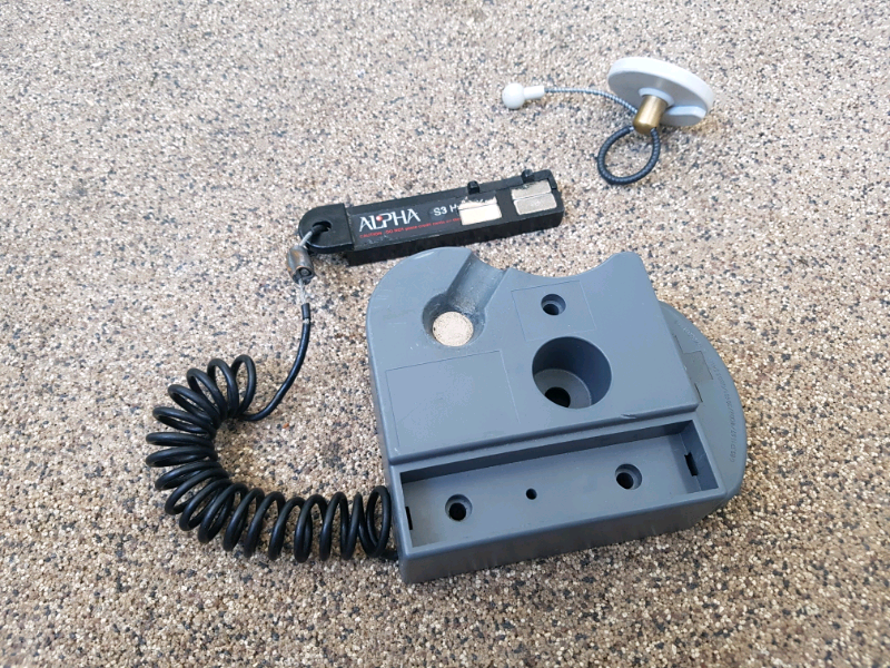 Alpha S3 Handkey Security tags remover Security Devices Detacher 3in1 | in  Erith, London | Gumtree