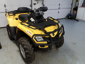 2012 Can Am Outlander 500