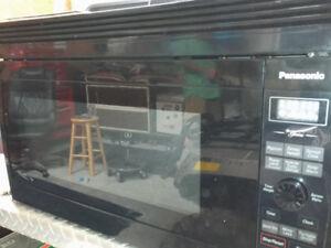 Microwave/ hood fan