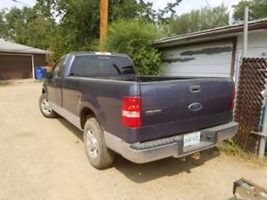 2004 F150 2 door 2 wheel drive $1,200